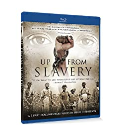 Up From Slavery - Blu-ray