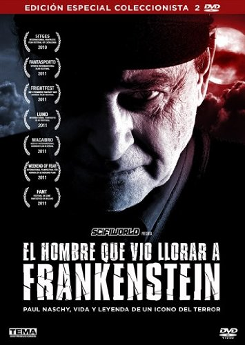 El Hombre Que Vio Llorar A Frankenstein - Edición Especial Coleccionista [DVD]