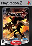 echange, troc Shadow the Hedgehog Platinum
