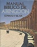 img - for Manual Biblico de Abingdon (Spanish Edition) book / textbook / text book