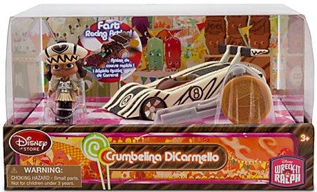 Imagen de Disney Wreck-It Ralph Exclusivo Crumbellina DiCarmello Racer
