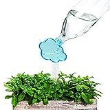 Funky Watering Yard Plant Garden Gifts Design Cloud Cola Bottles Home Designer (Rainmarker-Plant watering cloud)
