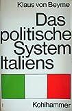 img - for Das politische System Italiens book / textbook / text book