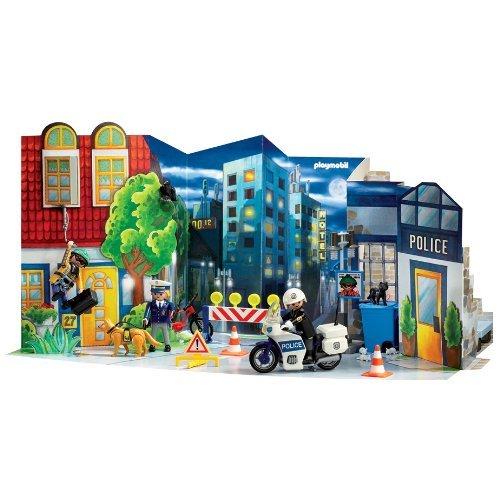 Imagen principal de Playmobil 4157 - Police Advent Calendar