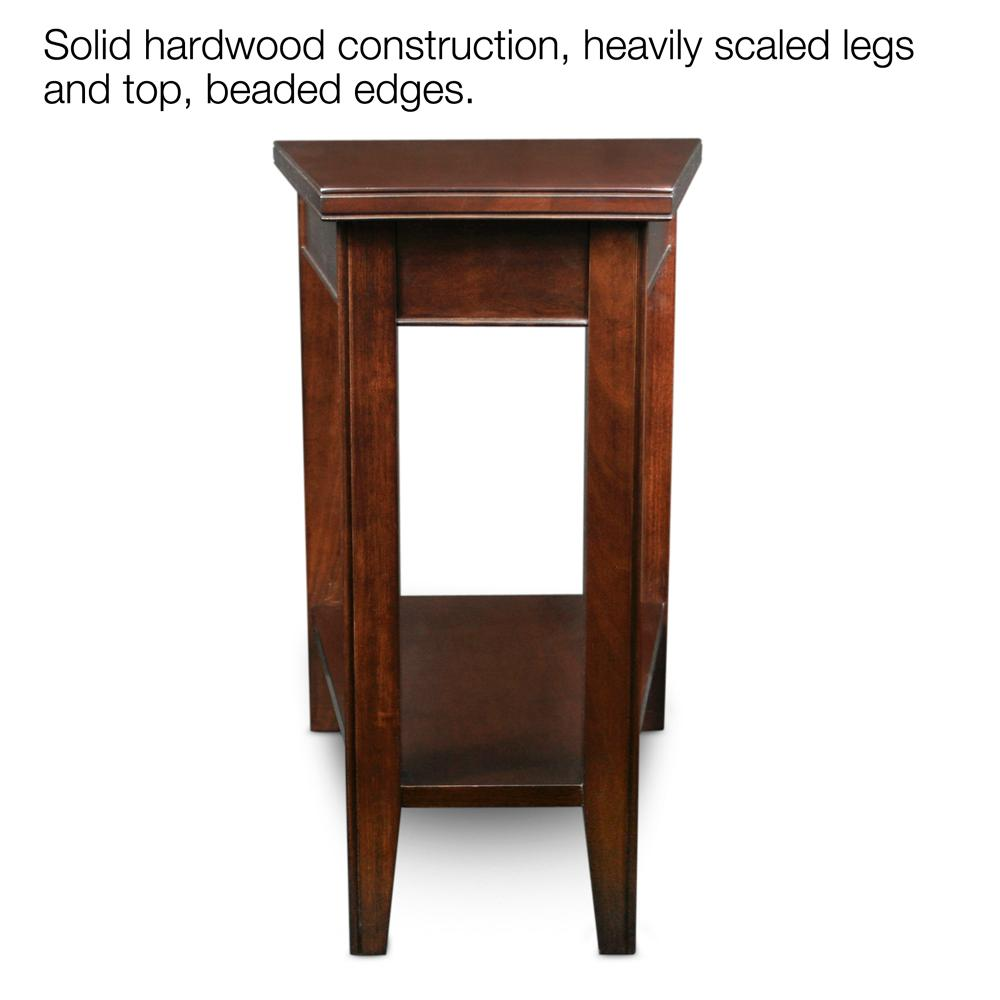 Leick Laurent Recliner Triangle End Table Ebay