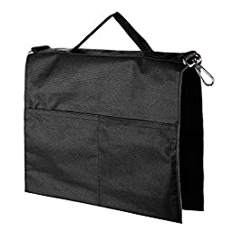Neewer® SP-WCM Photo Video Studio Softbox Photo Holding Panel Boom Arm Bar Water Bag with 4 Outer Pouches (Black)