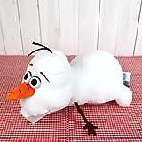 ディズニー アナと雪の女王 添い寝抱き枕 (オラフ) 1-0-2-06-32-0031-00
