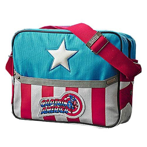 Captain America Collection Messenger Bag