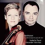ベートーヴェン : ヴァイオリン・ソナタ (全曲) / イザベル・ファウスト&アレクサンドル・メルニコフ (Beethoven : Complete Sonatas for piano & violin / Isabelle Faust | Alexander Melnikov) (6LP) [Limited Edition] [Analog]
