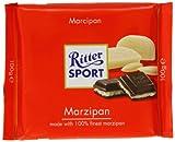Ritter Sport Marzipan 100 g (Pack of 8)