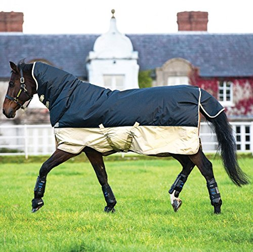 horseware-mio-all-in-one-350g-turnout-rug-145cm-navy-tan