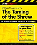 CliffsComplete The Taming of the Shrew (Cliffs Notes)