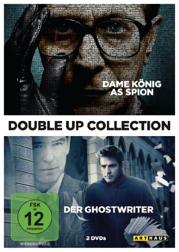 Double Up Collection: Der Ghostwriter / Dame König As Spion [2 DVDs]