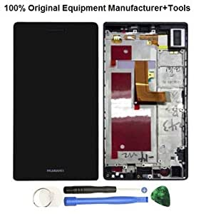 LCD Display Assembly With For Huawei Ascend P7