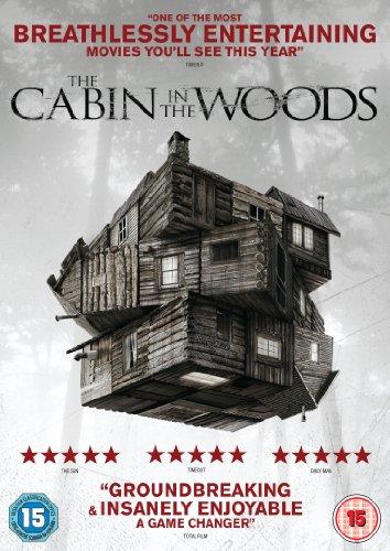 Cabin in the Woods/キャビン・イン・ザ・ウッズ[日本語字幕無][PAL-UK][リージョン2]