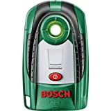 Advanced Bosch PDO 6 Digital Metal and Live Cable Detector with Compact Pen 4 in 1 Pocket Screwdriver