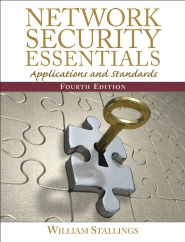 Network Security Essentials: Applications and Standards...