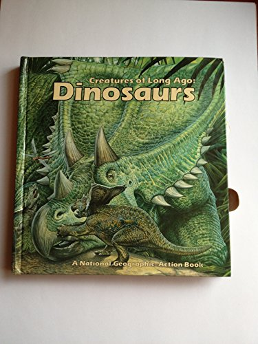 Dinosaurs (Creatures of Long Ago) (A Pop-Up Book) PDF