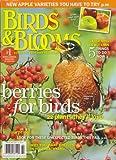 Birds & Blooms Magazine November 2012 (Berries for Birds)