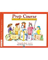 Alfred's Basic Piano Prep Course, Notespeller Book A: For the Young Beginner