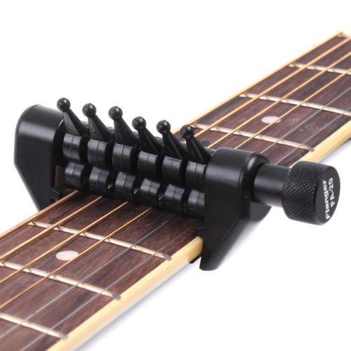 Portable Flexible Flexi-Capo Guitar Tuning Capo For Acoustic Electric Guitar