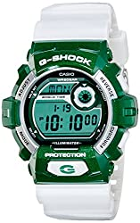 Casio G-Shock Digital Green Dial Mens Watch - G-8900CS-3DR (G531)