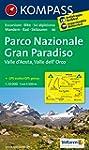 Gran Paradiso 86 09 Gps Wp Kompass Valle