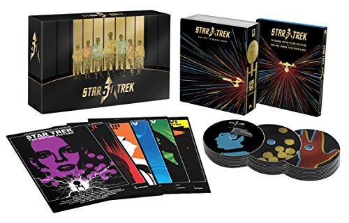スター・トレック/宇宙大作戦 50周年記念TV&劇場版Blu-rayコンプリート・コレクション(初回生産限定)