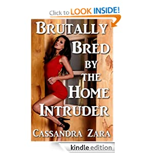 Brutally Bred the Home Intruder (rape fantasy, creampie, impregnation)