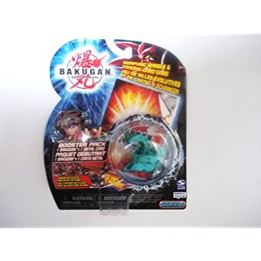 Bakugan Battle Brawler Ventus Green Dragonoid
