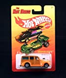 '40s WOODIE (ORANGE) * The Hot Ones * 2011 Release of the 80's Classic Vintage HOT WHEELS