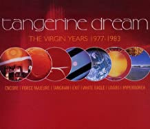 Tangerine Dream - Virgin Years: 1977 - 1983