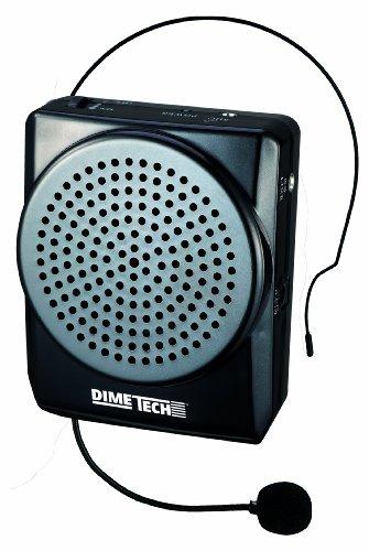 Voice Amplifier 20 Watts, Portable, For Teachers, Coaches, Tour Guides, Presentations, Costumes, Etc. front-174798
