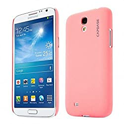 Capdase Karapace Jacket Touch Case For Samsung Galaxy Mega 6.3 I9200 (Orchid Pink)