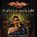 Flight of the Fallen: Dragonlance: Linsha Trilogy, Book 2 (       UNABRIDGED) by Mary H. Herbert Narrated by Hillary Huber