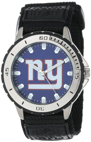 "Game Time Men's NFL-VET-NYG ""Veteran"" Watch - New York Giants"