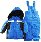 iXtreme Little Boys' 2-4T Contrast Two Piece Snowsuit