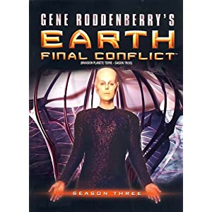 Earth - Final Conflict - Season 3 (Boxset) movie
