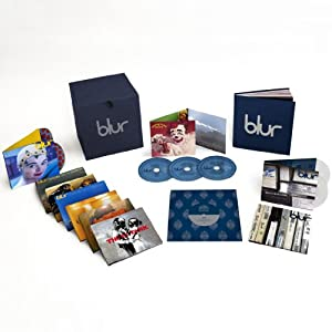 "Blur 21: The Box [Bonus Three DVD's and One 7"" LP Record]"