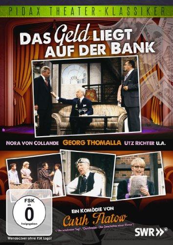 Das Geld liegt auf der Bank - Erfolgskomödie von Curth Flatow mit Georg Thomalla (Pidax Theater-Klassiker)