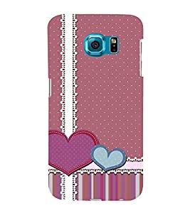 Creative Love Wallpaper 3D Hard Polycarbonate Designer Back Case Cover for Samsung Galaxy S6 :: Samsung Galaxy S6 G920