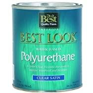 -W64V00801-13Best Look Water-Based Polyurethane-INT W/B GLS POLYURETHANE