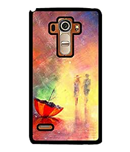Fuson 2D Printed Designer back case cover for LG G4 STYLUS - D4351
