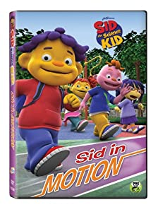 Sid the Science Kid: Sid in Motion from NCircle Entertainment