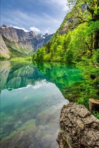 obersee-lake-in-the-alps-of-germany-journal-150-page-lined-notebook-diary