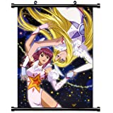 "Kaleido Star Anime Game Fabric Wall Scroll Poster (16"" X 23"") Inches"