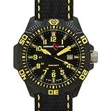 Armourlite Caliber Series Polycarbon Tritium Watch in Yellow