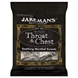 Jakemans Throat & Chest 100g - Pack of 12