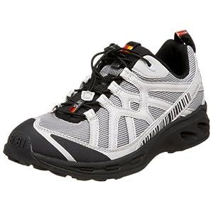 Garmont Men's 9.81 Race Trail Running Shoe,Silver,8 M