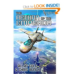 Return of the Emperor (Sten #6) by Allan Cole and Chris Bunch